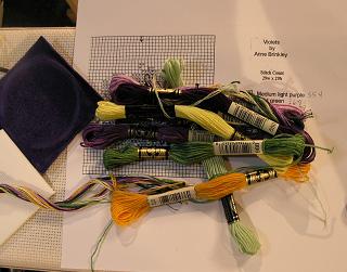 Basic Cross Stitch - Needle Arts Studio