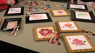 Color Variations - Needle Arts Studio