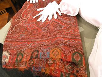 Recording and Protecting Textiles - Needle Arts Studio