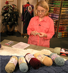 Post Stitch Granny Afghan - Needle Arts Studio