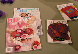 Knit Simple – Tips for Kids - Needle Arts Studio