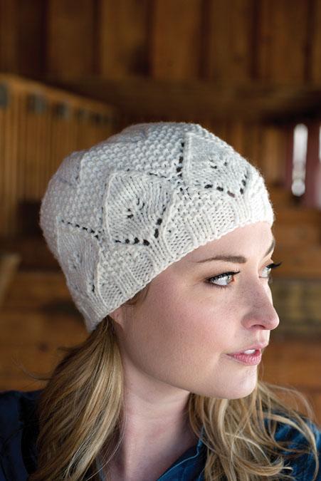 Leaf & Seed Hat Lana Jois