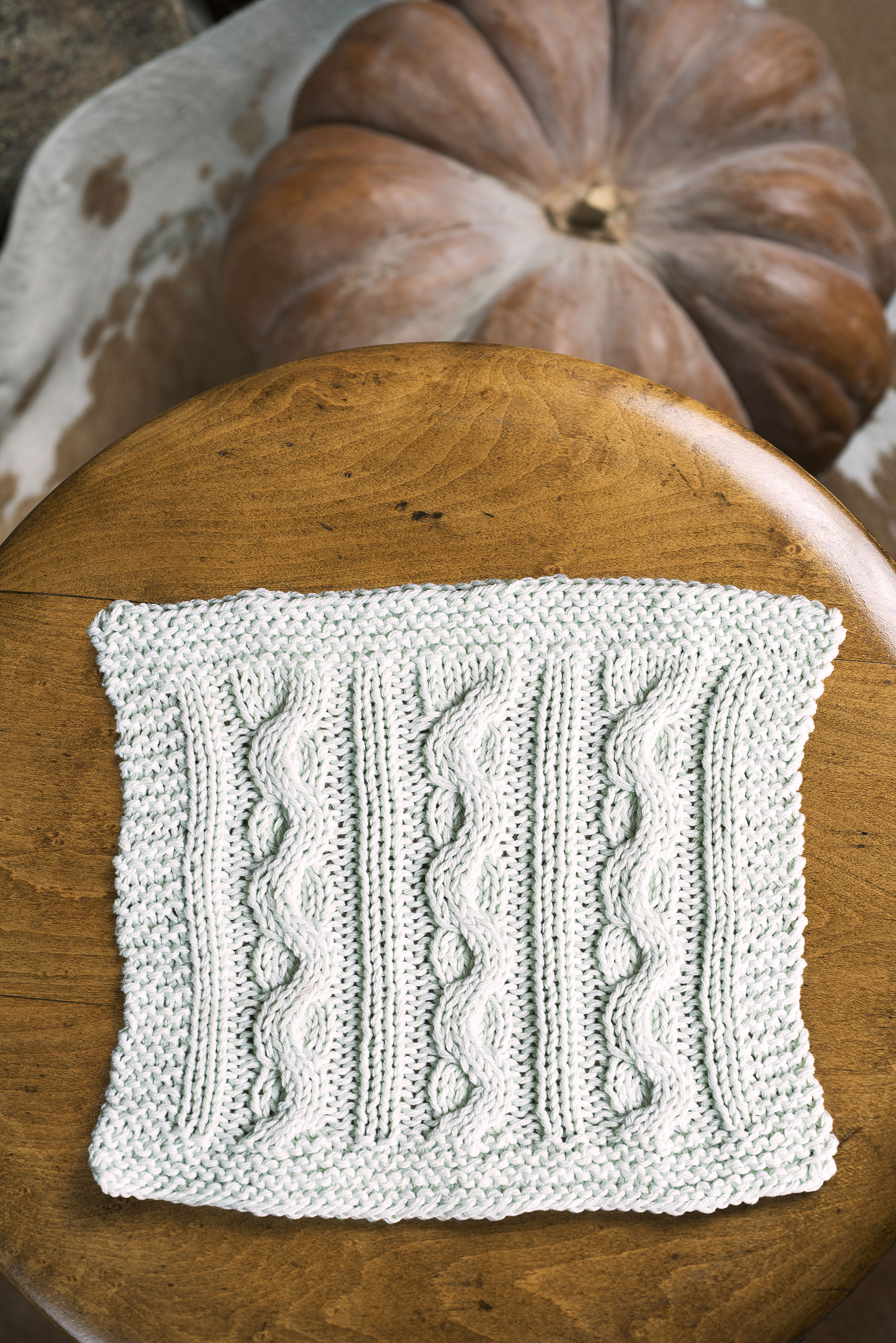 Swatch-Cloth Knitting Pattern