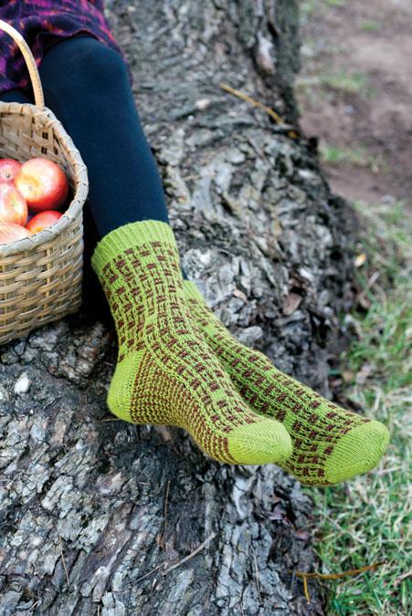 Socks Knitting Pattern