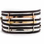 Beyond the Cord: Leather Jewelry Trending in Handmade Jewelry