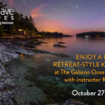 Escape to the Luxurious Galiano Island with Kyle Kunnecke and <em>Interweave Knits</em> Editor Meghan Babin for an Exclusive Knitting Retreat Oct. 27-30, 2017