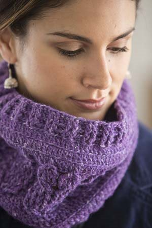 Crochet Owl Cowl