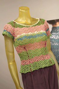 Learn How to Crochet Top-Down Sweaters - Interweave