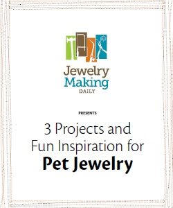 Learn how to make pet jewelry in this FREE guide!