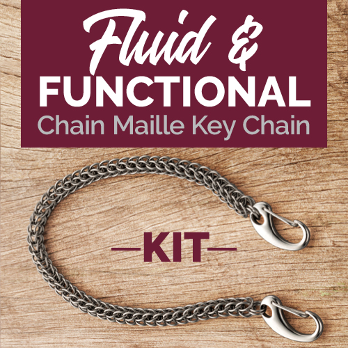 fluid and functional chain maille kit