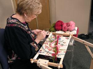 Crewel Work - Needle Arts Studio