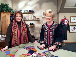 Knit Socks - Needle Arts Studio