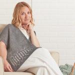 Garment of the Week: Pebble Beach Ruana, <em>Wool Studio</em> Vol. II