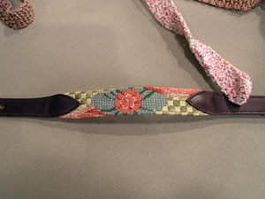 Needlepoint Dog Collar - Needle Arts Studio