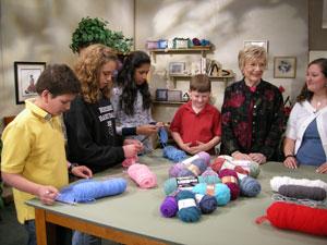 TNNA Helping Hands Program - Needle Arts Studio
