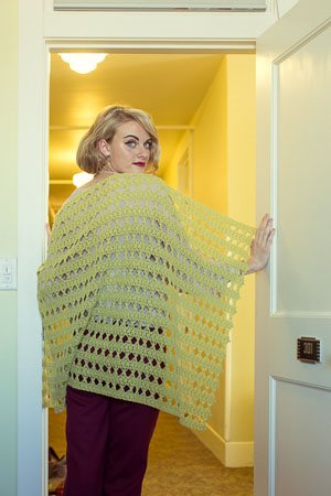 Canary Wrap Shoulder