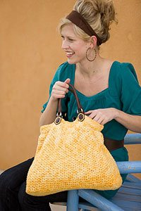 Buttercup Bag by Heather West