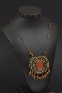 necklace-making