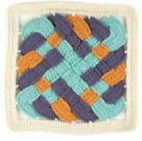 Crocheted Afghan Square