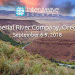 Join Interweave Escapes at the Imperial River Company for a Knitting Retreat: Sept. 6 -9, 2018 with Vicki Twigg