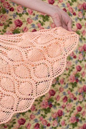 Pineapple Skirt edging