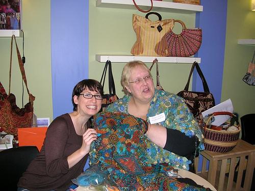 Me & Bonnie Pierce