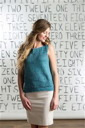 Quenna Lee Meandering Top knit.purl Spring/Summer 2015