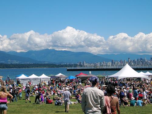 Vancouver Folk Music Festival 2006