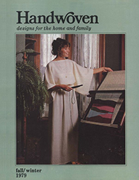 The first issue Handwoven