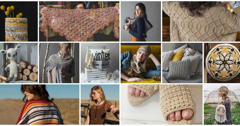 19 Crochet Projects to Learn Something New in 2019!