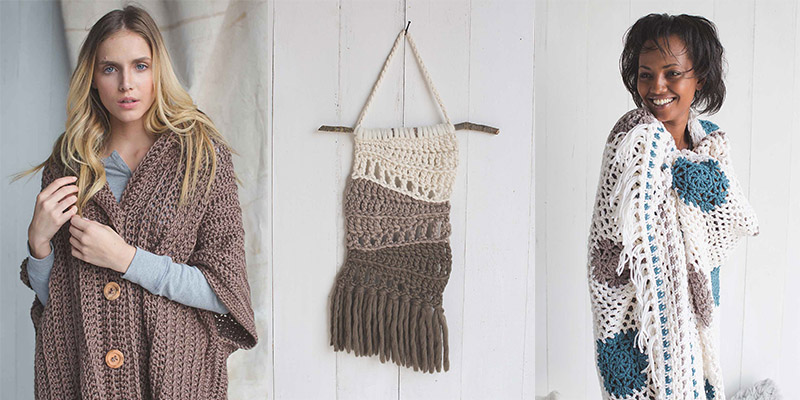 crochet winter fashion trends