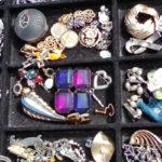 Rock Hunting: Flea Market Gem Collecting and Treasure Hunt