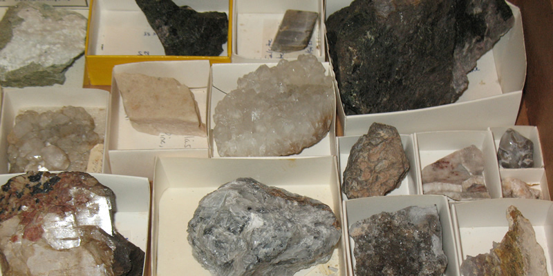 Rock Hunting: Minerals are Out There