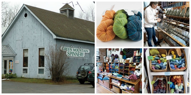 Small Is Beautiful: The Green Mountain Spinnery of Putney, Vermont