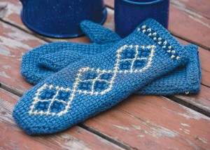 Learn how to embroider on crochet in this FREE eBook on crochet embellishments.