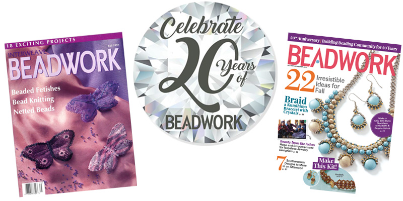 <em>Beadwork</em> Celebrates 20 Years of Publication
