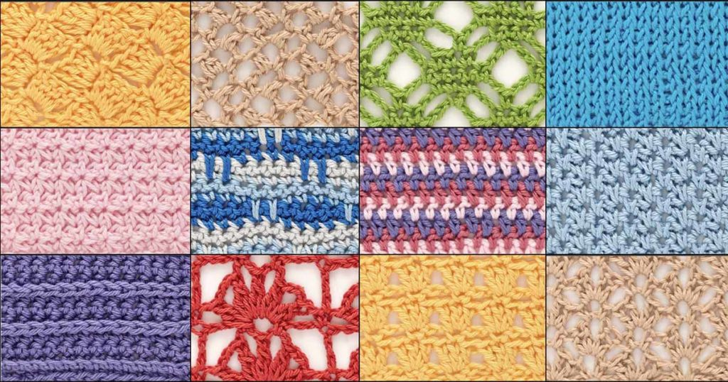 Your One-Stop Shop for Stitch Inspiration: <em>The Step-By-Step Guide to 200 Crochet Stitches</em>