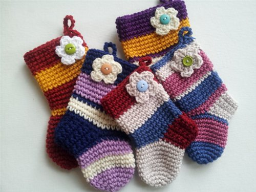 Free Home Decor Crochet Pattenrs