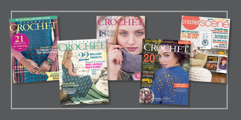 10 Reasons 2016 Was a Great Year for <em>Interweave Crochet</em>