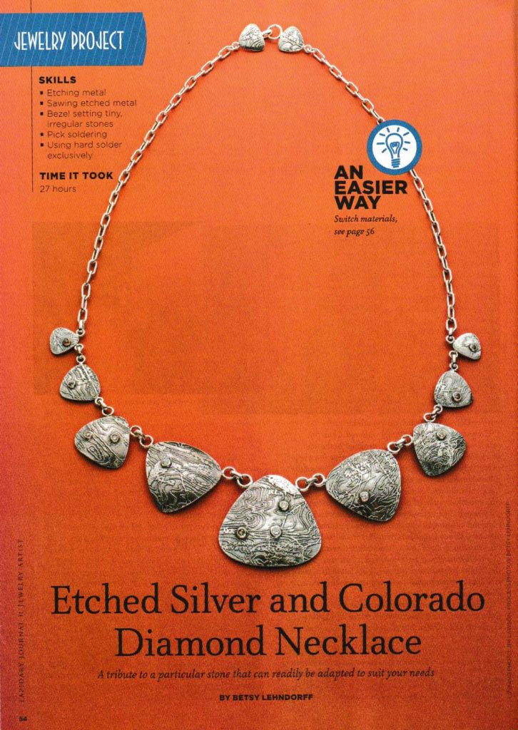 Studio Notes: Behind the Story of Colorado Diamonds