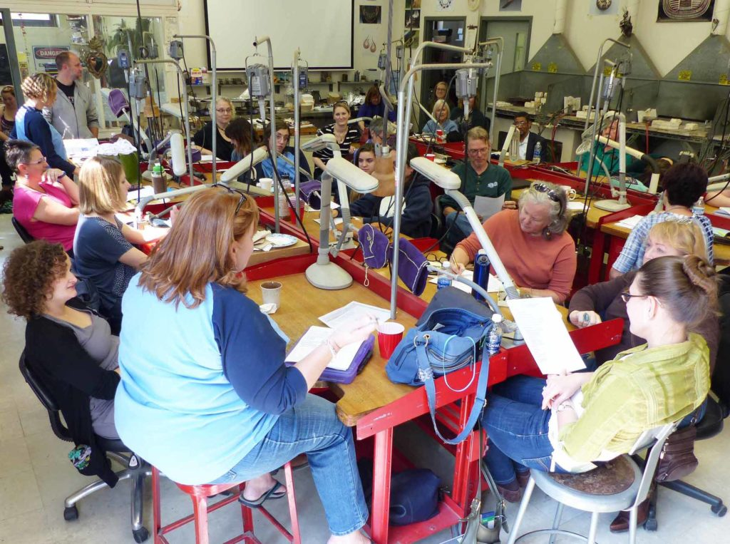 Studio Notes: Join a Jewelry-Making Organization — Membership Has Its Benefits