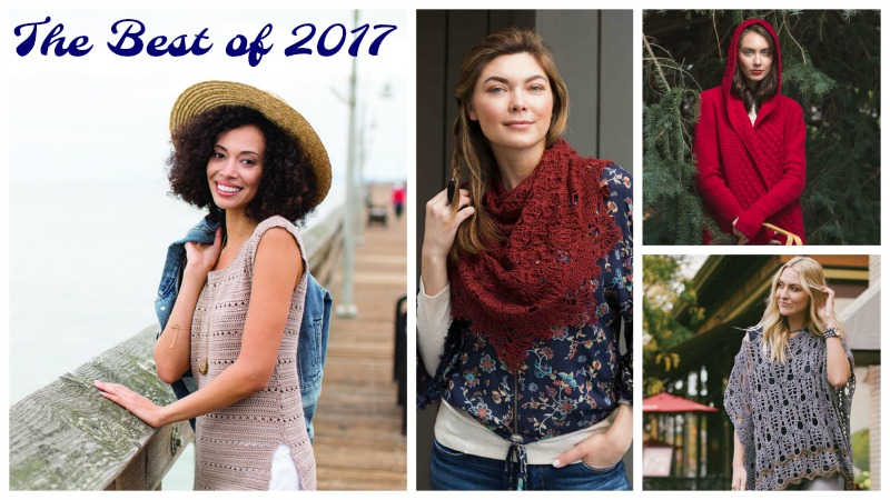 Your Favorite Crochet Patterns of 2017