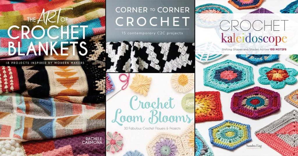 A Year in Books: The 2018 Crochet Titles You Need Now!