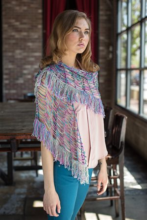 Fission Shawl