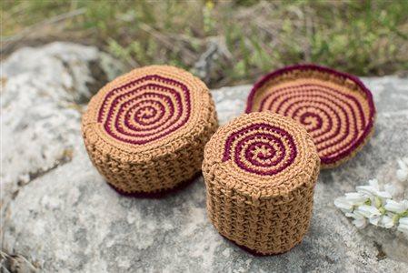 Petroglyph Baskets bottom