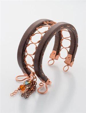 Crop Circles Bracelet