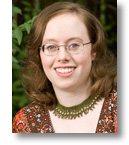 Interweave Crochet project editor, Sarah Read