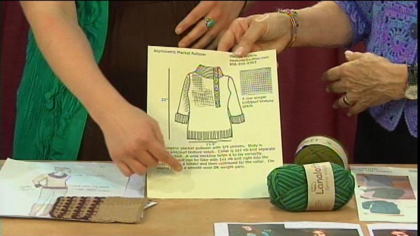 Knitting Tips And Trade Secrets : Episode trade secrets interweave