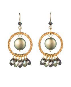 Swarovski crystal Create Your Style earrings