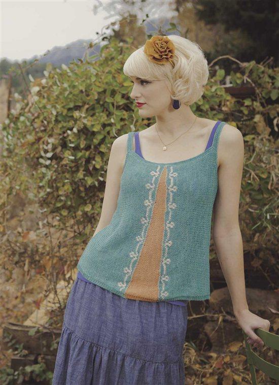 Fleurette Camisole Mercedes Tarasovich-Clark